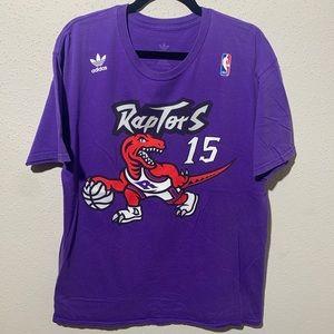 ADIDAS NBA Raptors Tee Carter#15